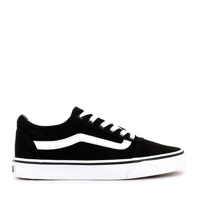 WARD CANVAS (L) - BLK/WHT