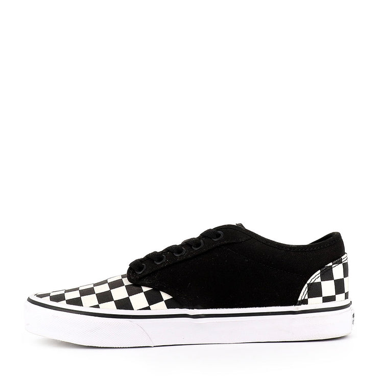 ATWOOD - BLK/CHECKER