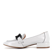 CARA C-5026 - LIGHT GREY PATENT LEATHER