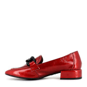 CARA C-5026 - RED PATENT LEATHER