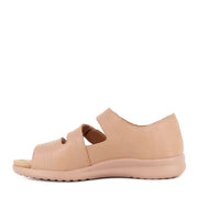 BARDOT XW - CAFE BLUSH LEATHER