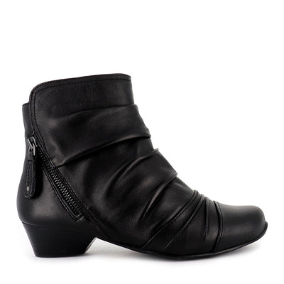 CAMRYN XW - BLACK LEATHER