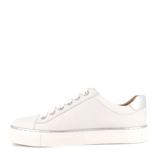 PENNY XF - OPTIC WHITE LEATHER