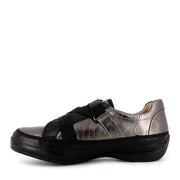 SYLVIA XW - BLACK/PEWTER/ROCK