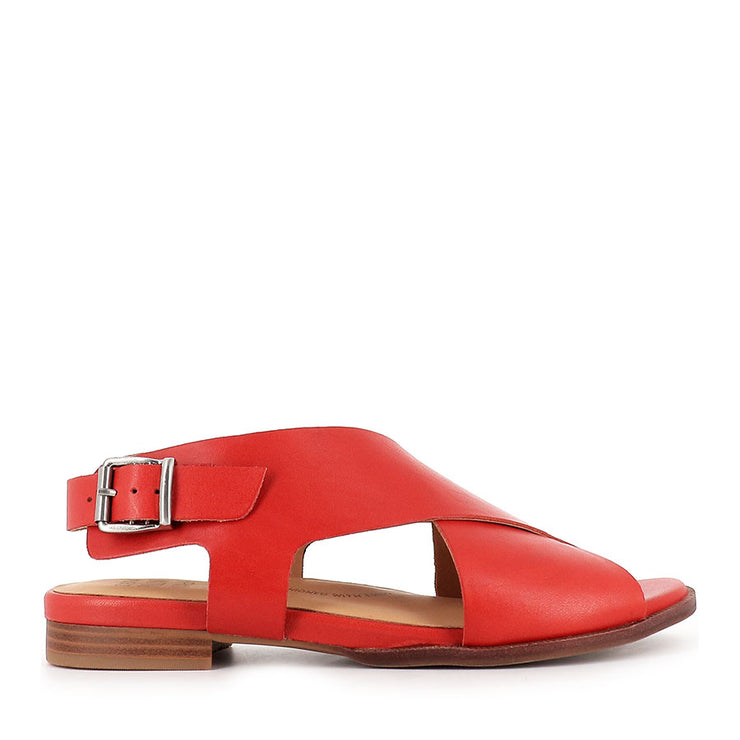 TOSCA W - RED LEATHER