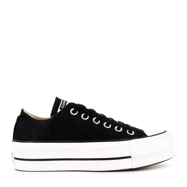 ALL STAR LIFT LOW CORE - BLACK