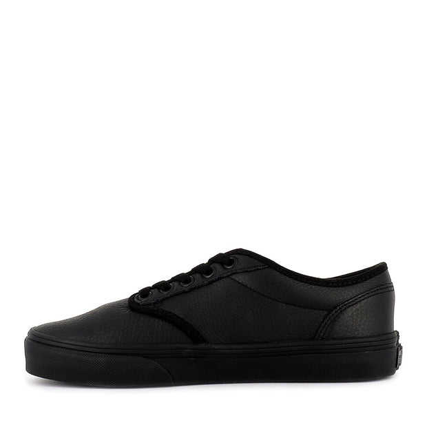 ATWOOD LEATHER (M) - BLACK MONO