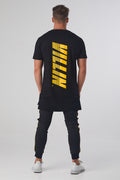 Speed DropTail Tee - Black