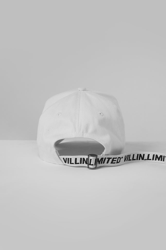 Iconic A-Frame Longstrap - White