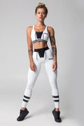 2K NFL Sports Tights - White