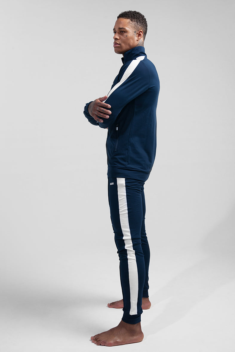 Ace Tracksuit Jacket - Navy