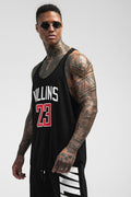 Baller Basketball Jersey - Black