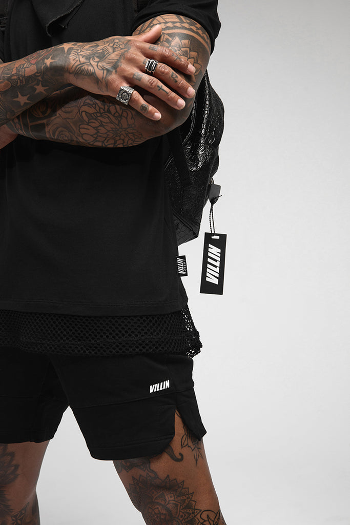 Staple Shorts - Black