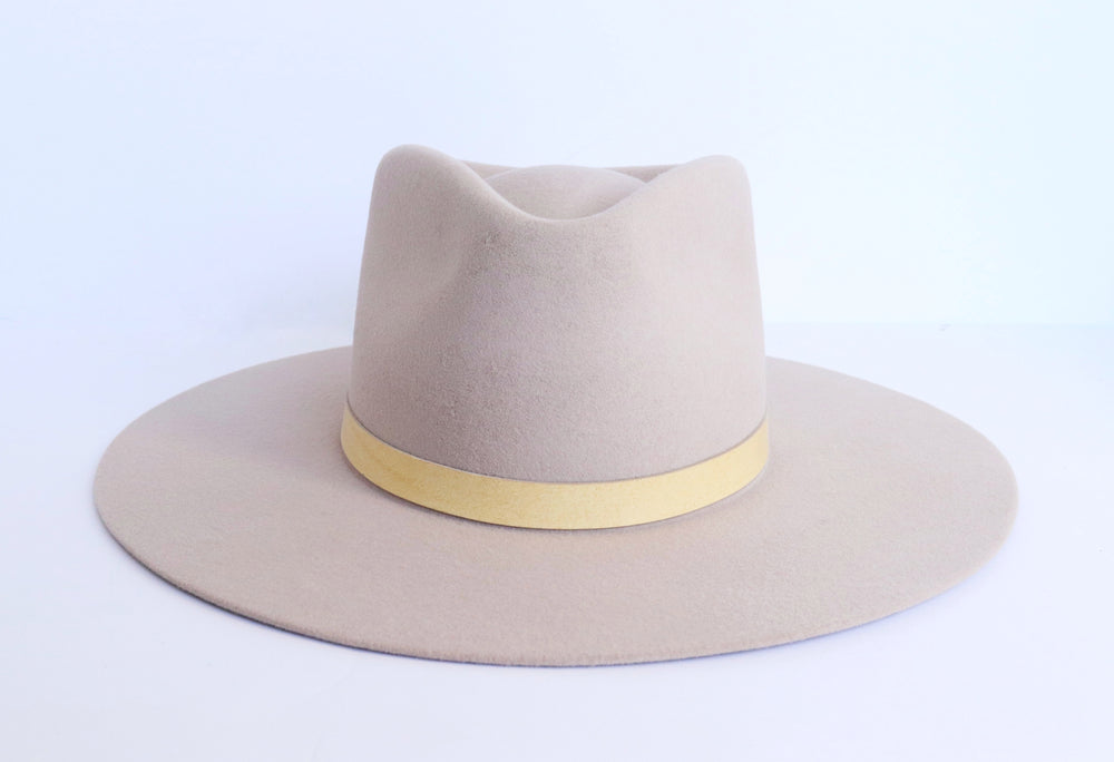 Load image into Gallery viewer, Frida Rancher Hat | Ivory - Harmonica