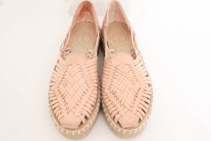 Load image into Gallery viewer, Miranda Woven Espadrille - Ivory - Harmonica