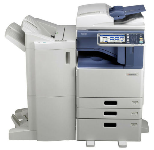 Refurbished Toshiba E-Studio 2050C - Color 20PPM A3 Copier w/Saddle Stitch Finisher