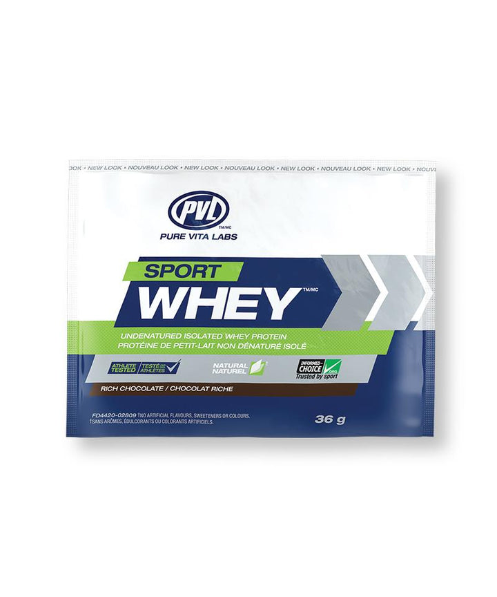 Sport Whey - Rich Chocolate (36g)