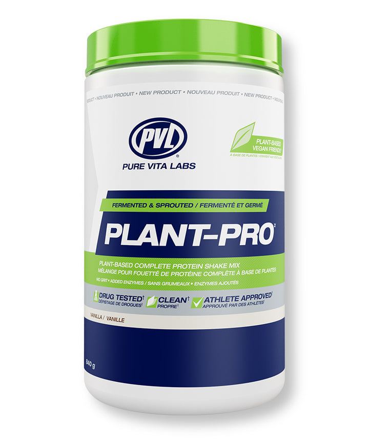 Plant-Pro Plant-based Protein – Vanilla Flavour