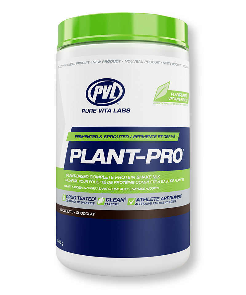 Plant-Pro Plant-based Protein – Chocolate Flavour