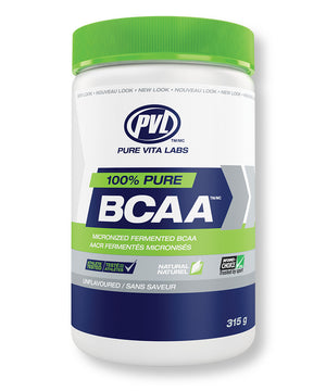 100% Pure BCAA (Micronized Fermented BCAA) – Unflavoured