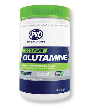100% Pure Fermented Glutamine –  Unflavoured
