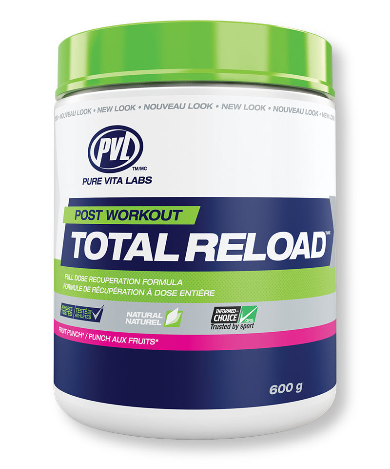 PVL Total Reload – Fruit Punch Flavour