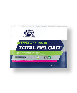 Total Reload - Fruit Punch - Single Serve
