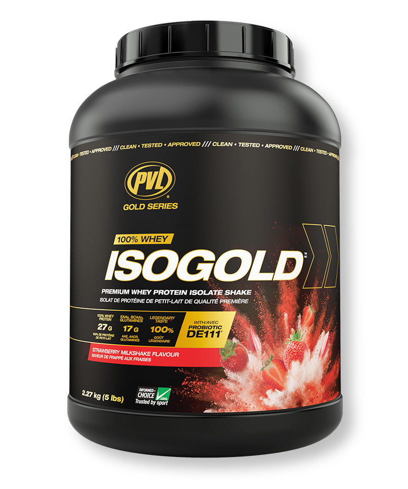 ISOGOLD 5lbs (2.27kg)