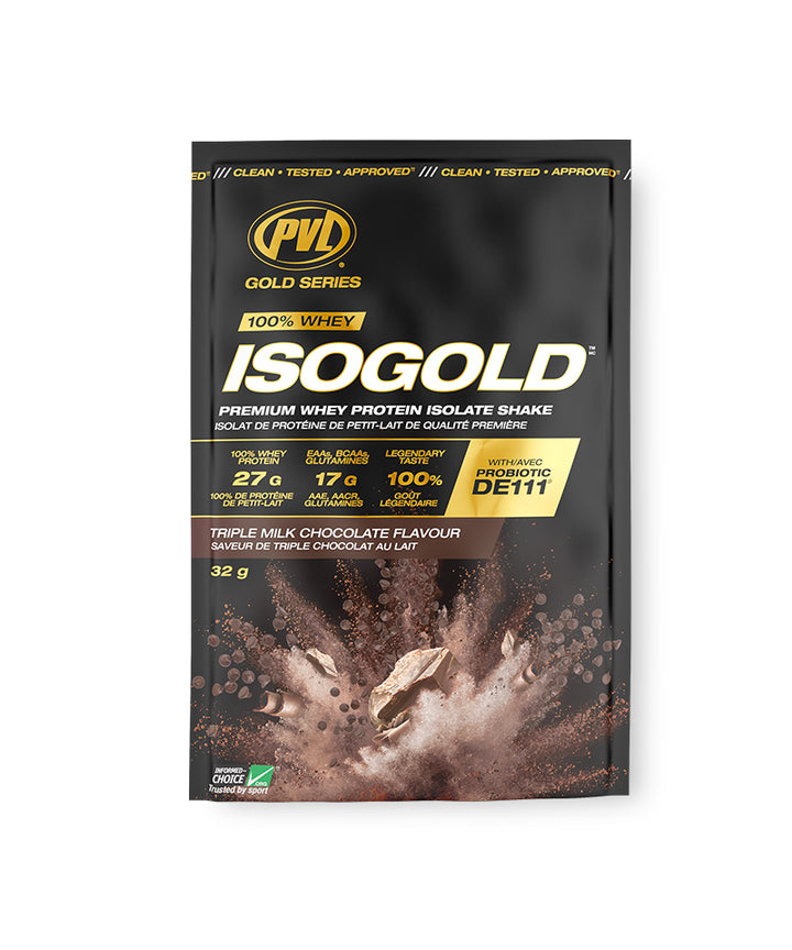 Isogold - Triple Milk Chocolate - 32g
