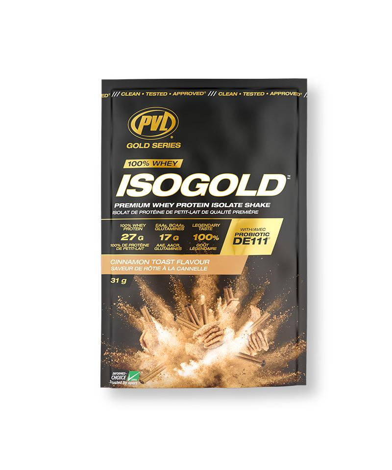 ISOGOLD - Cinnamon Toast Cereal (31g)