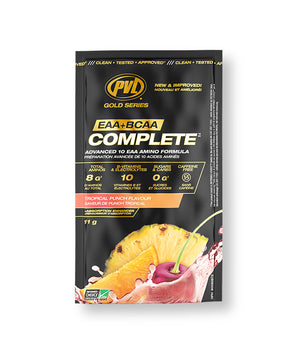 EAA + BCAA Complete - Tropical Punch - 11 g