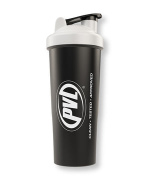 PVL Deluxe Shaker Cup - 1 Litre - Black
