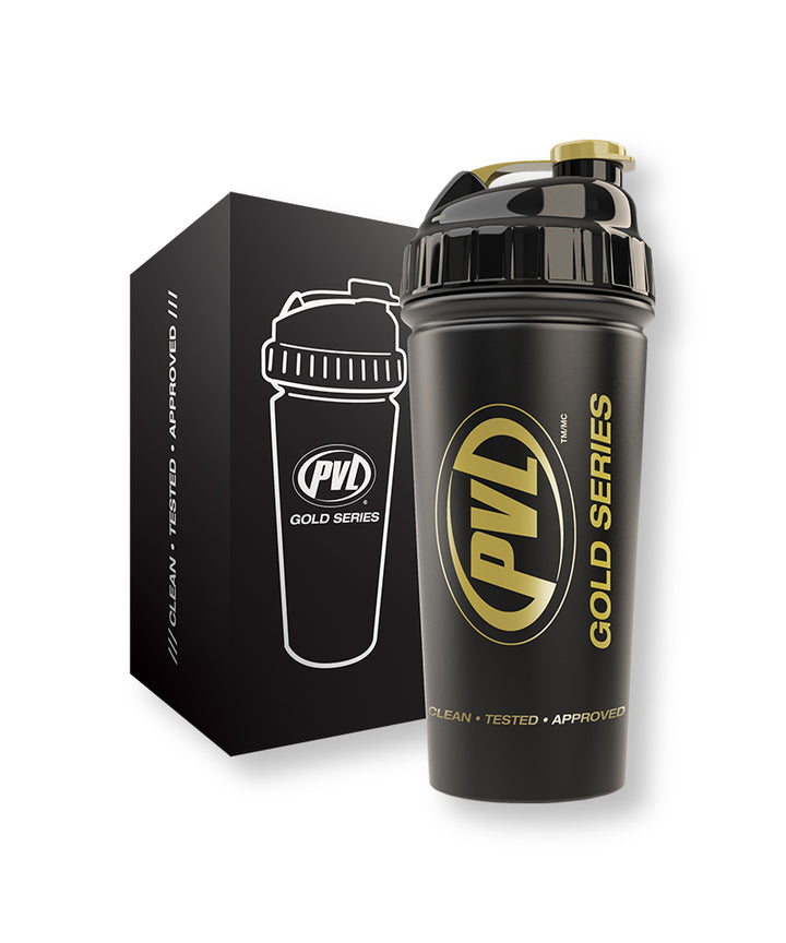 PVL Gold Series – Stainless Steel Shaker