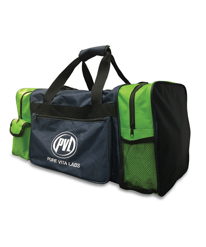 PVL Navy Gym Bag