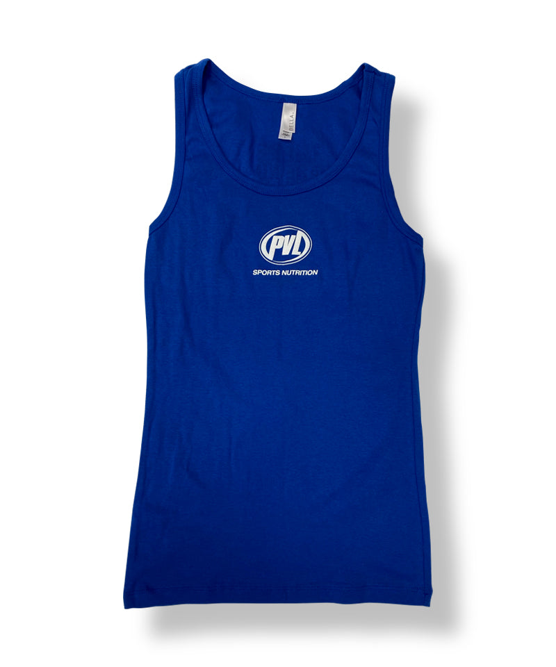 Women Tank Top - Blue