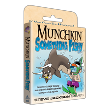 Load image into Gallery viewer, Munchkin Something Fishy Box