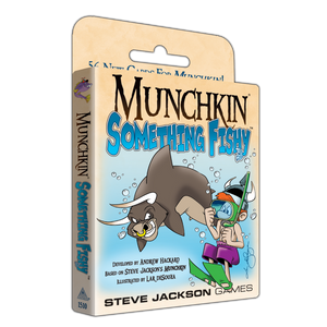 Munchkin Something Fishy Box