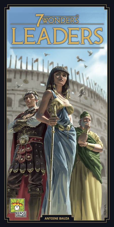 7 Wonders Leaders Second Edition