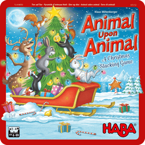 Animal Upon Animal Christmas