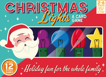 Load image into Gallery viewer, Christmas Lights: A Card Game 2nd Edition