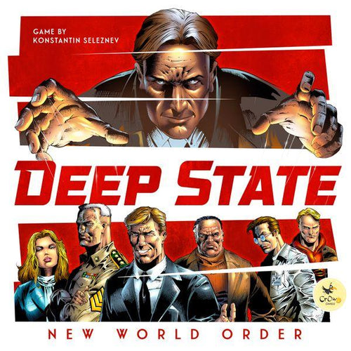 Deep State New World Order