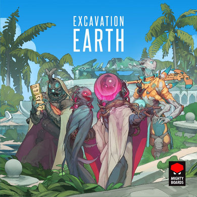Excavation Earth game