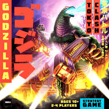 Load image into Gallery viewer, Godzilla: Tokyo Clash game cover