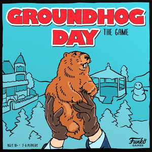 Groundhog Day: The Game cover