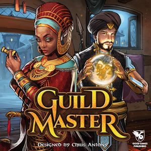 Guild Master Front Cover