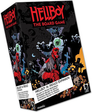 Hellboy: The Board Game - In Mexico game cover