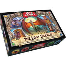 Load image into Gallery viewer, Hero Realms The Lost Village box