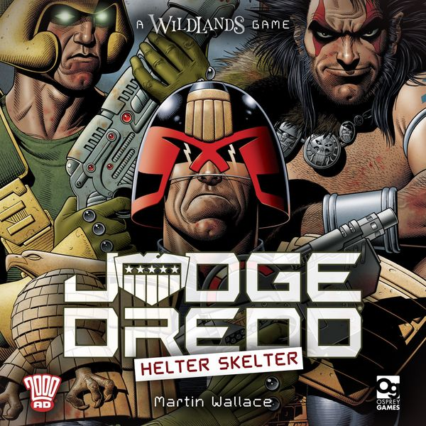 Judge Dredd Helter Skelter