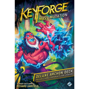 Key Forge Mass Mutation Deluxe Archon Deck