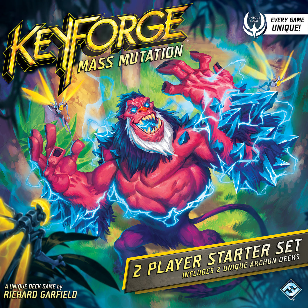 Key Forge Mass Mutation